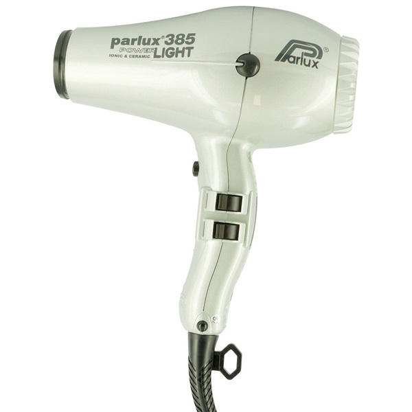 Фен PARLUX 385 POWER LIGHT Ionic&Ceramic 2150Вт серебро